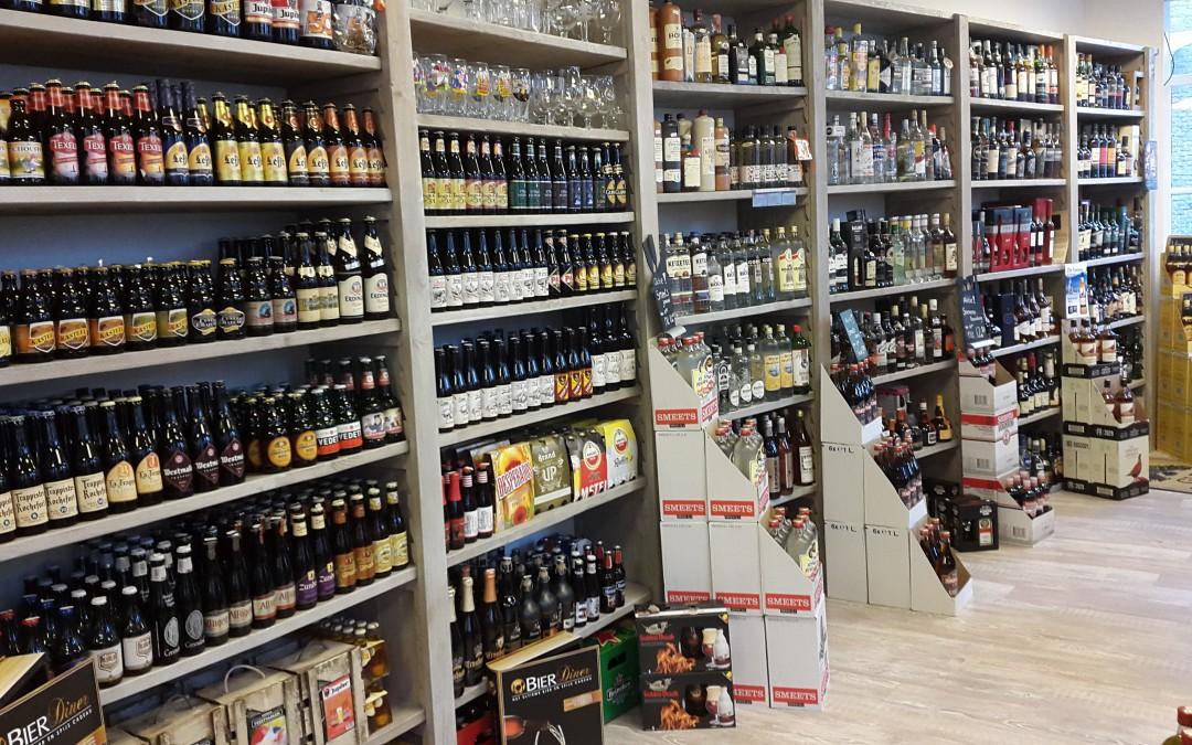Assortiment 3 winkel