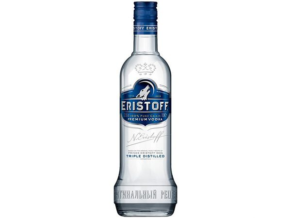 Eristsoff Vodka