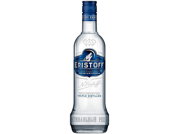 Eristsoff Vodka