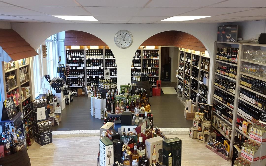 Assortiment 4 winkel