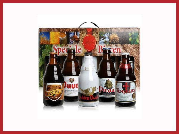Speciaal bieren pakket
