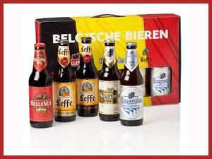 Belgische bieren vlag