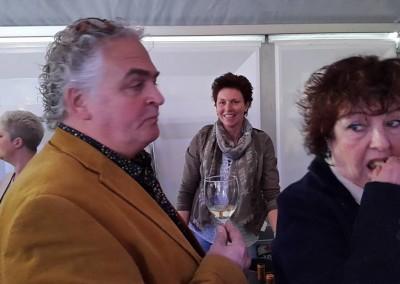 Wijnproeverij 28-03-2016