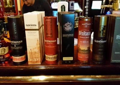 Whiskyproeverij 15-03-2016