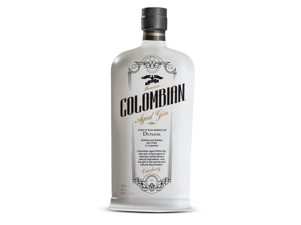 Colombian Gin Ortodoxy