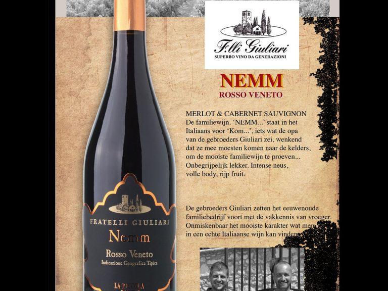 Nieuwe wijnen 24-11