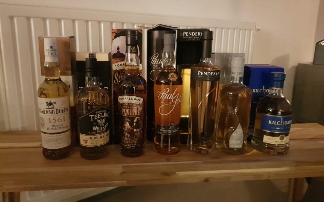 whiskyproeverij bij De Kok Bouwgroep Bergen op Zoom